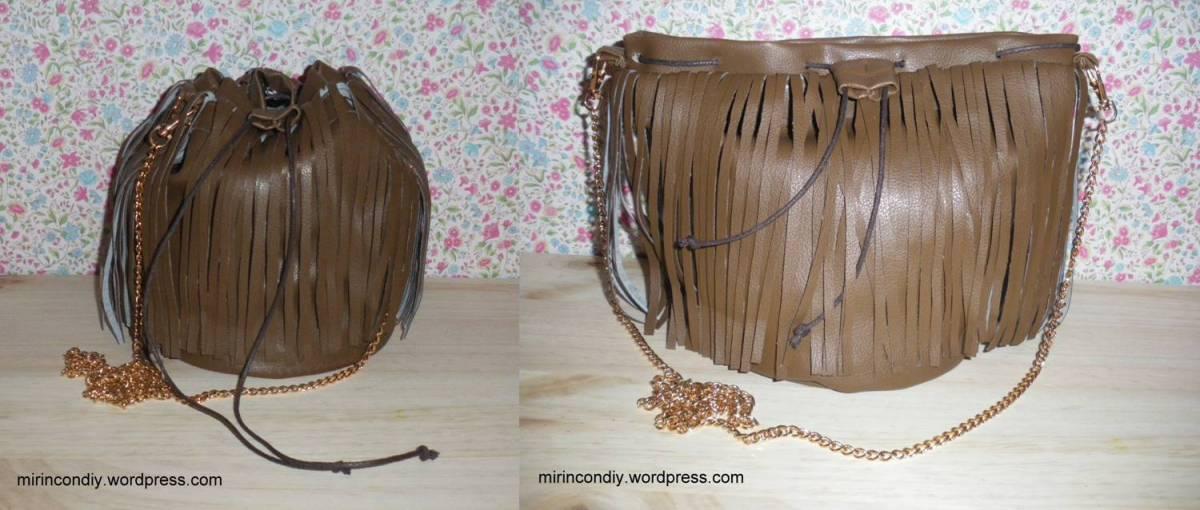 DIY: Bolso de flecos